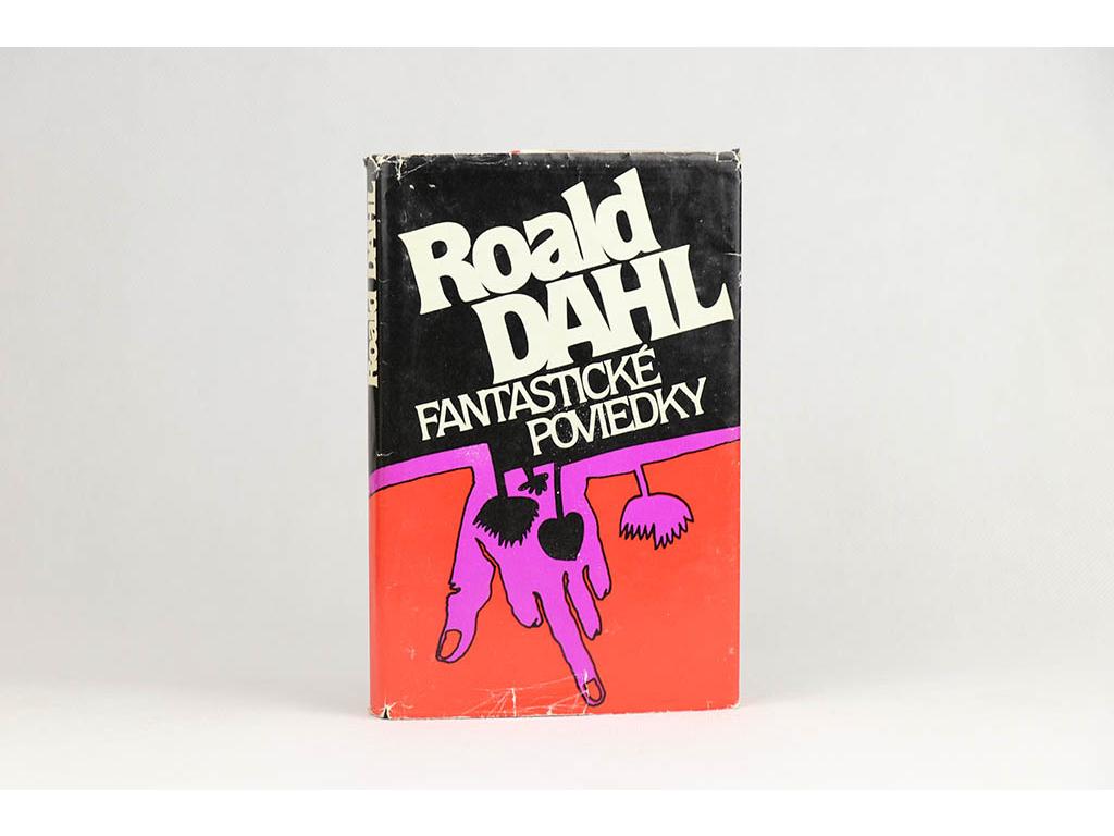 Roald Dahl - Fantastické poviedky (1987)