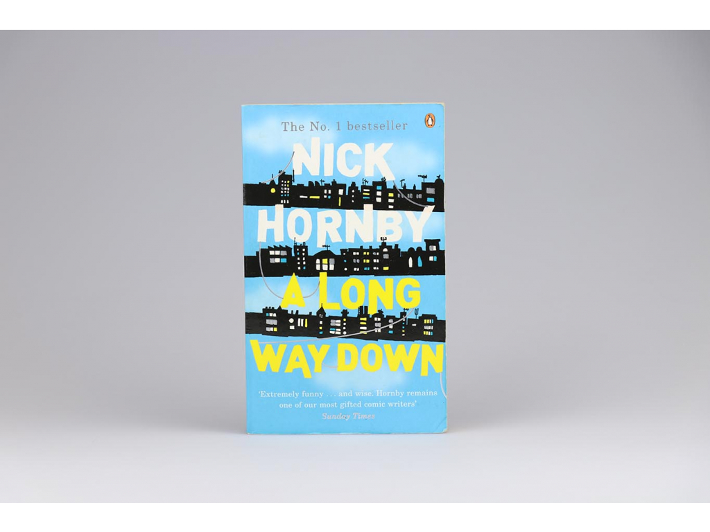 Nick Hornby - A Long Way Down (2006)