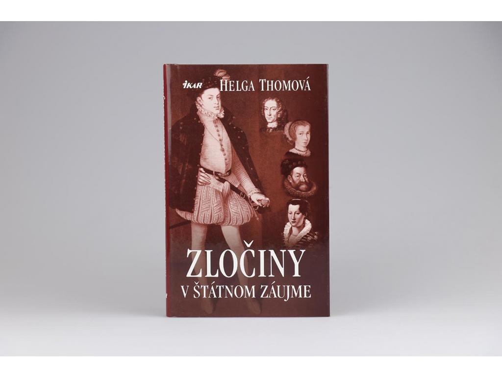 Helga Thomová - Zločiny v štátnom záujme (2004)