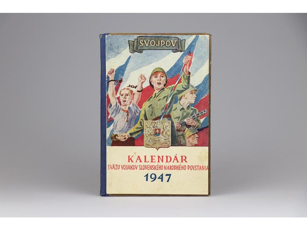 Kalendár Sväzu vojakov slovenského národného povstania 1947