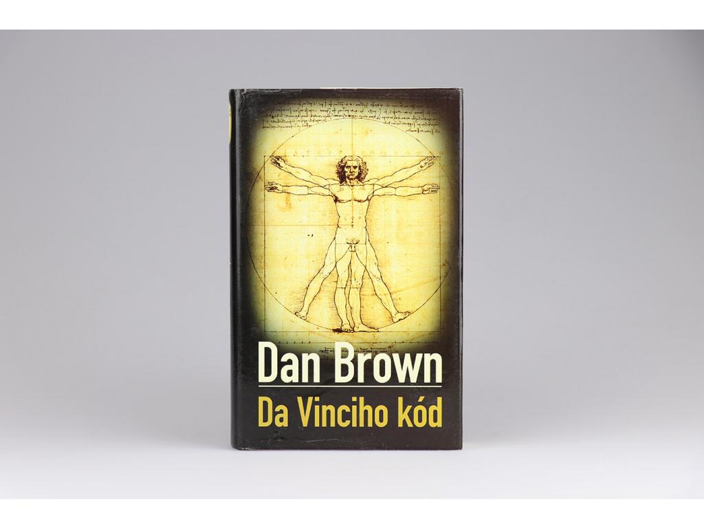 Dan Brown - Da Vinciho kód (2004)