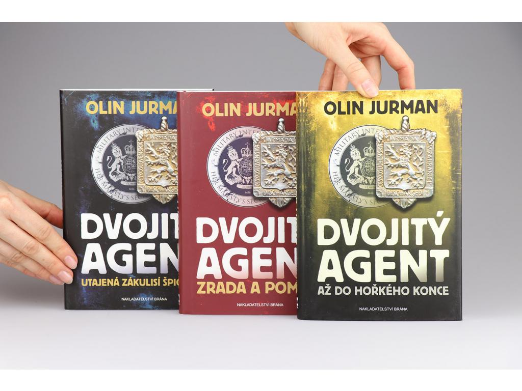 Olin Jurman - Dvojitý agent 1-3 (2016-2017)