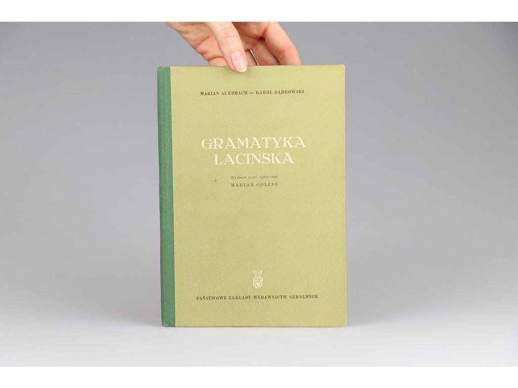 Gramatyka łacińska (1960)