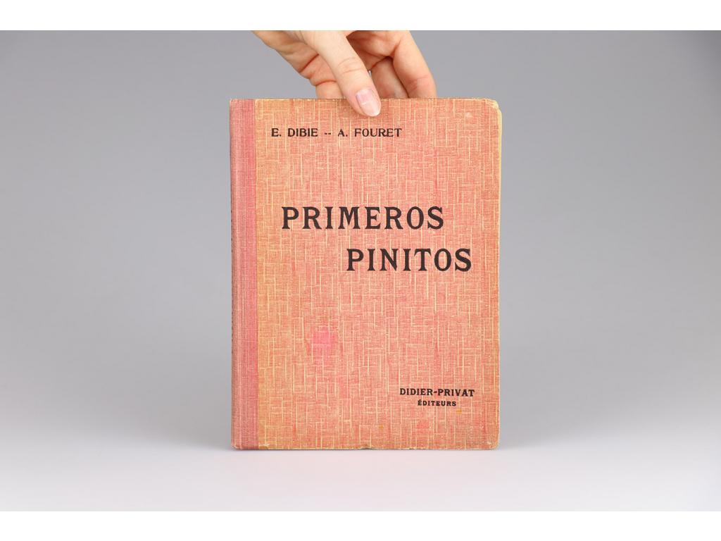 E. Dibie, A. Fouret - Primeros Pinitos (1935)