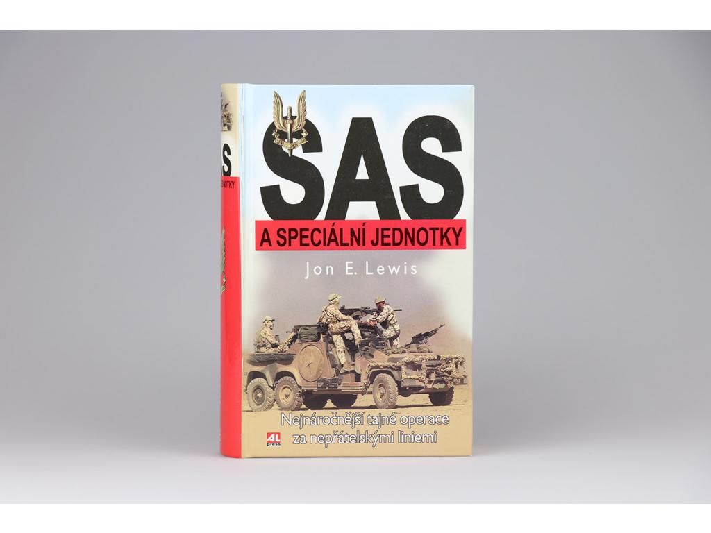 Jon E. Lewis - SAS a speciální jednotky (2006)