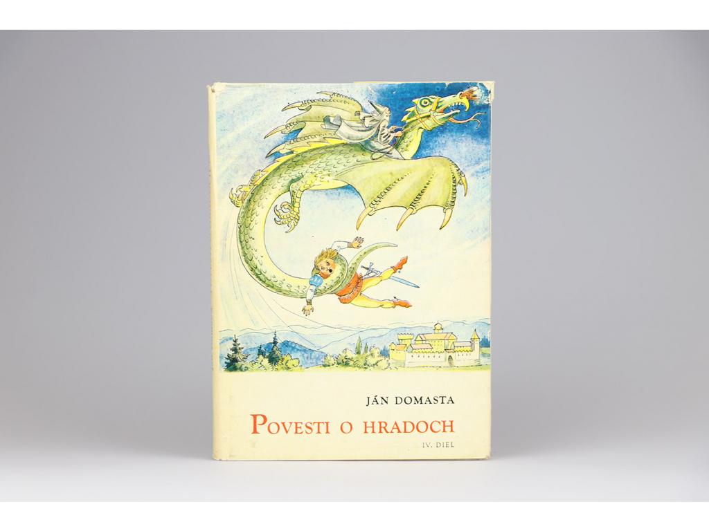 Ján Domasta - Povesti o hradoch IV (1974)