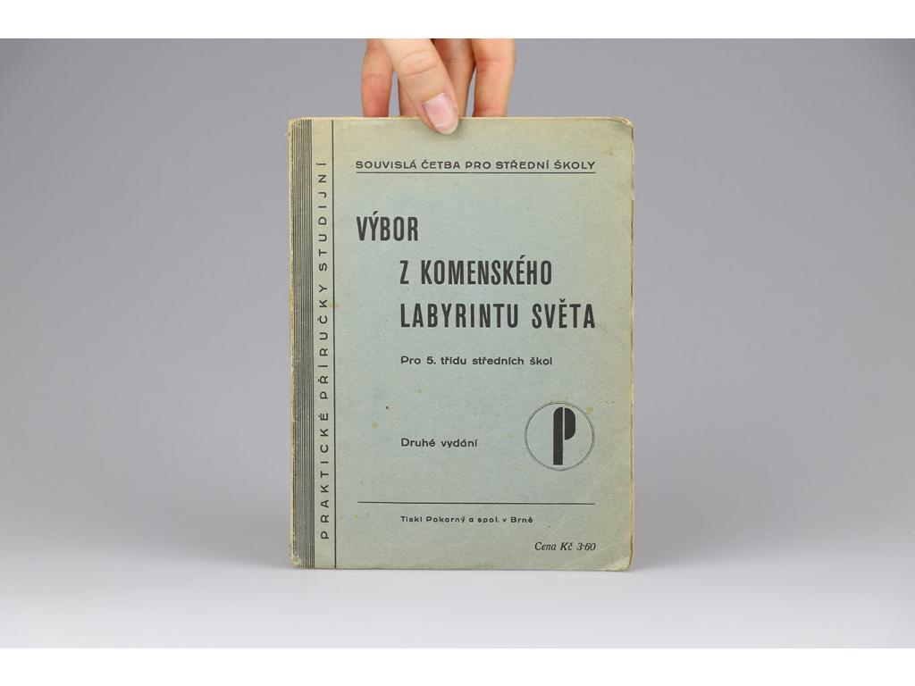 Výbor z Komenského Labyrintu světa (1936)