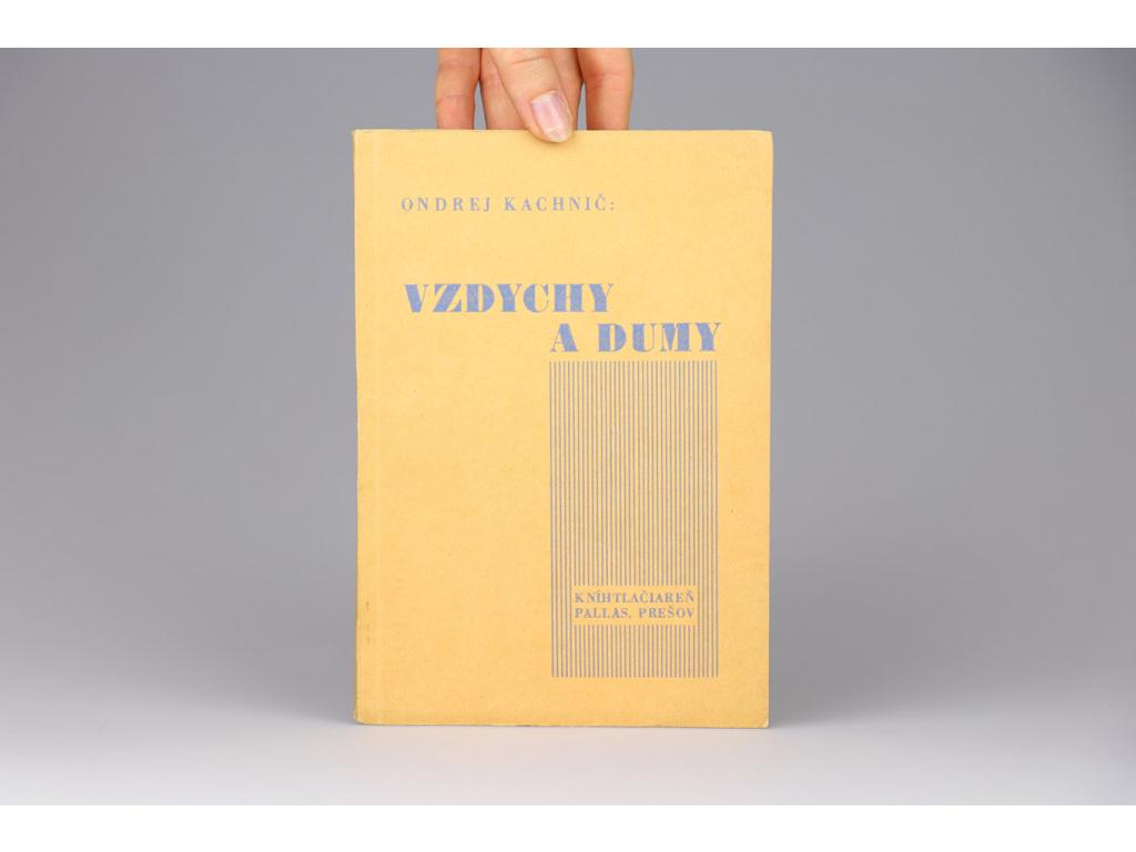 Ondrej Kachnič - Vzdychy a dumy (1938)