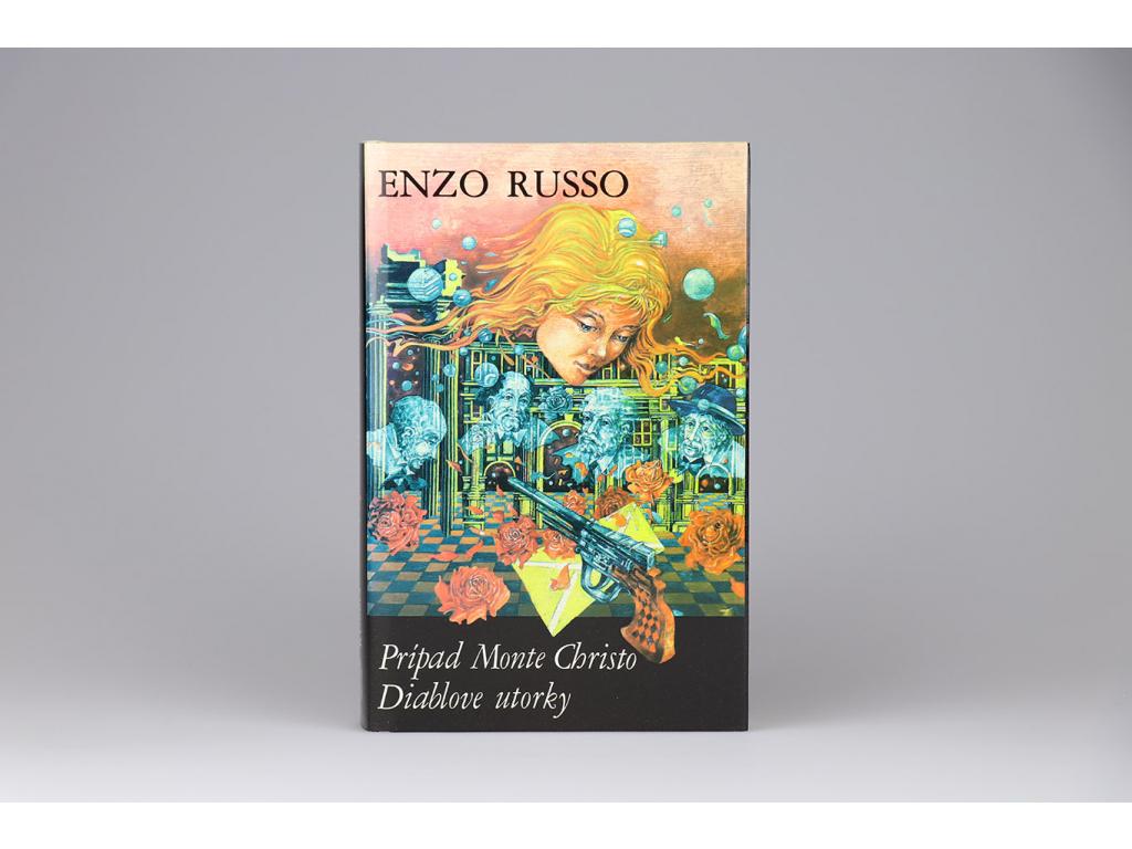 Enzo Russo - Prípad Monte Christo; Diablove utorky (1987)
