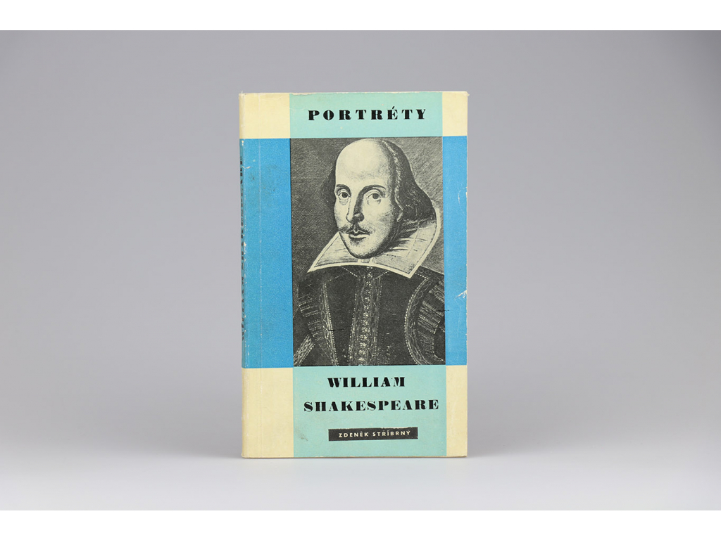Zdeněk Stříbrný - William Shakespeare (1964)