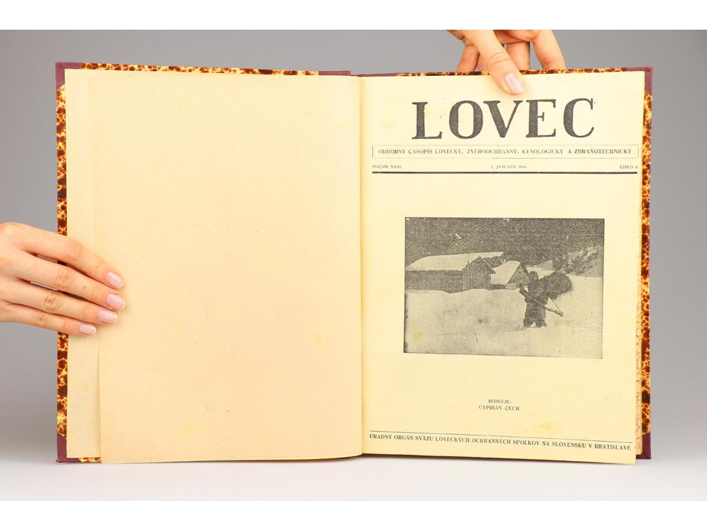 Lovec (1943, 1944)