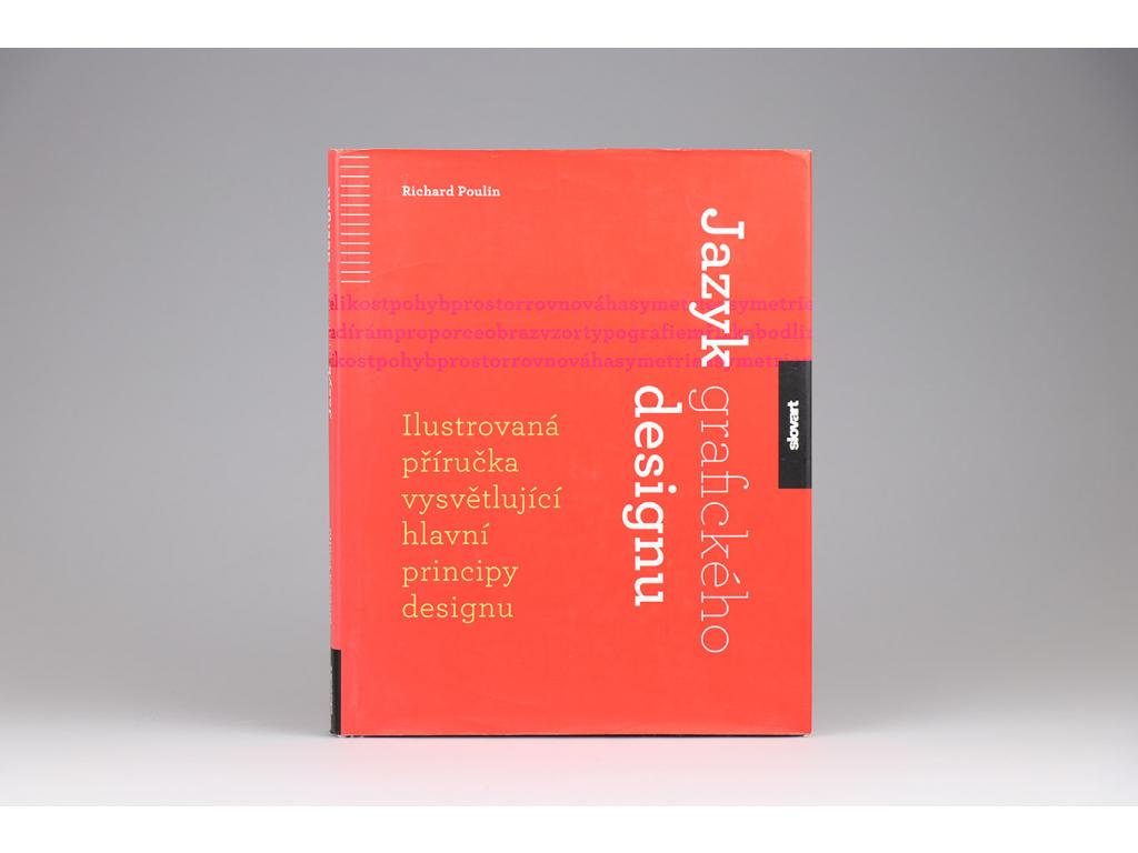 Richard Poulin - Jazyk grafického designu (2012)