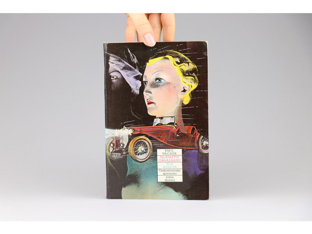 Emil Vachek - Tajemství obrazárny, Zlá minuta (1986)