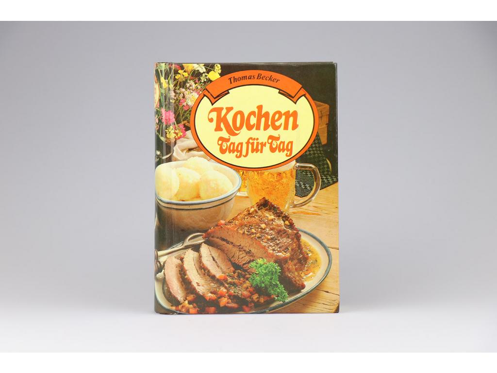 Thomas Becker - Kochen Tag für Tag (1983)
