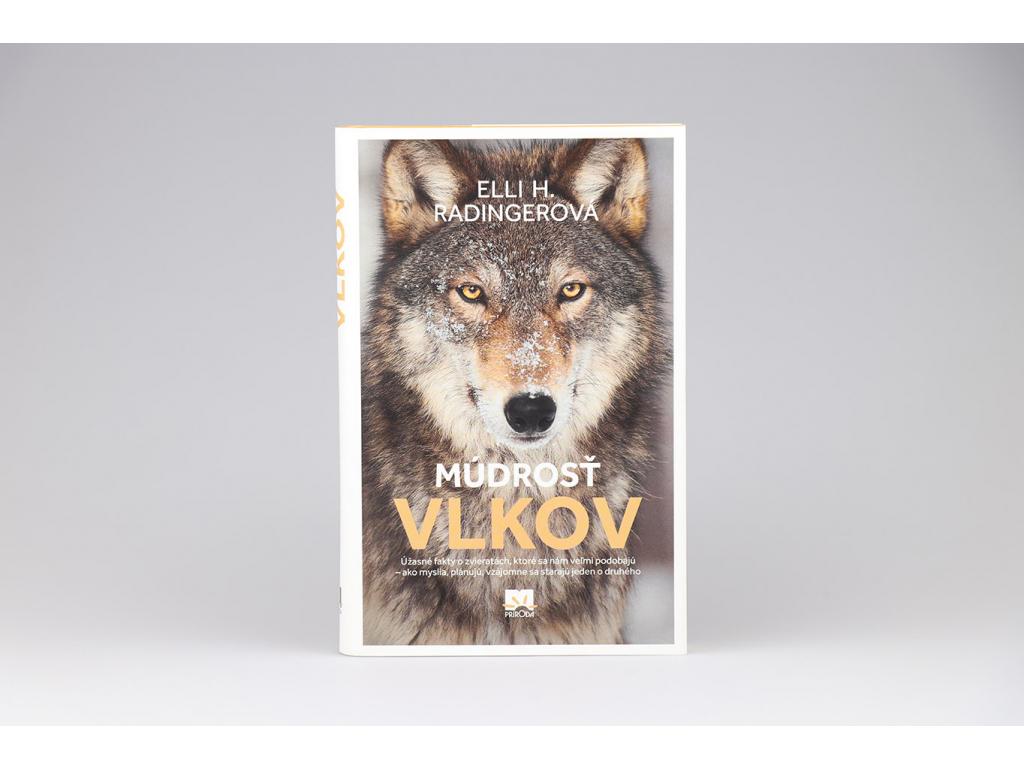 Elli H. Radingerová - Múdrosť vlkov (2018)