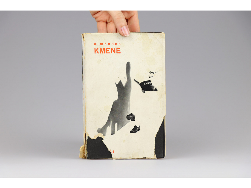 Almanach Kmene 1930-31