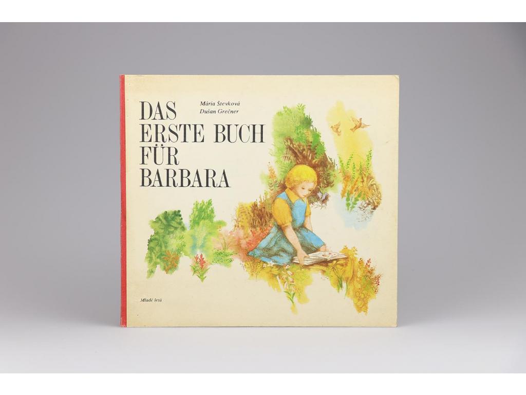 Mária Števková - Das erste Buch für Barbara (1983)