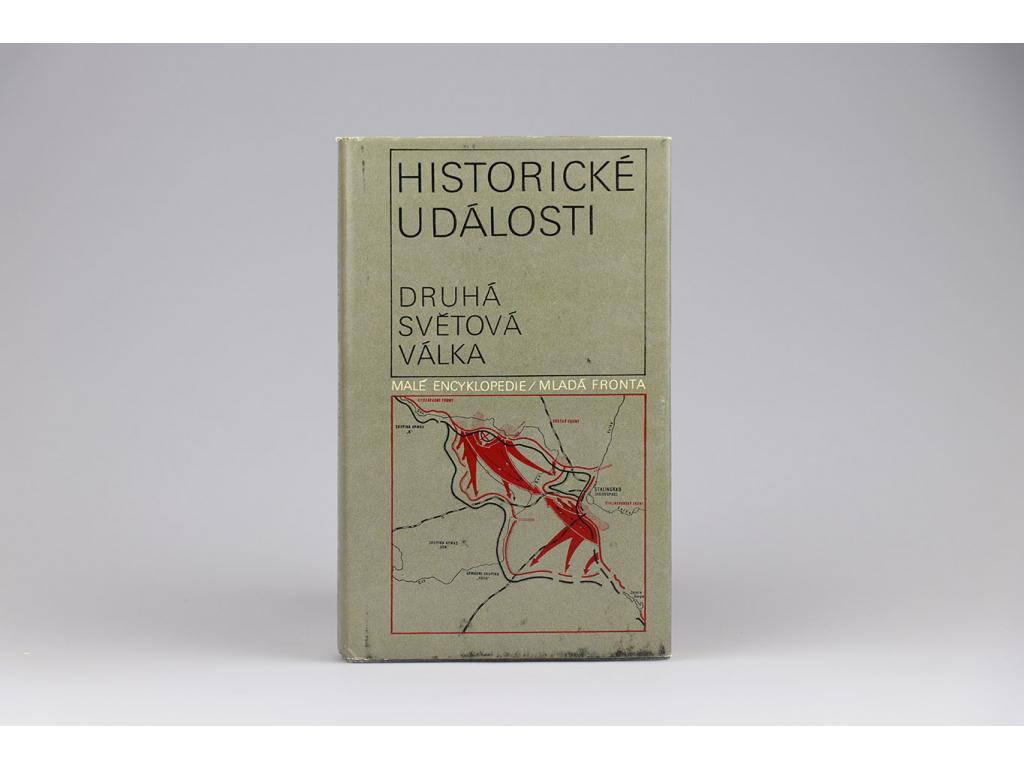 Eduard Čejka, Karel Richter - Historické události: Druhá světová válka (1979)