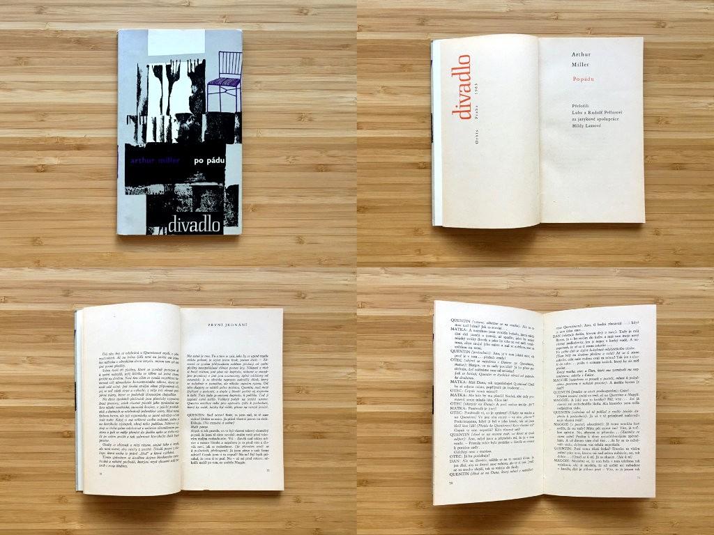 Arthur Miller - Po pádu (1965)