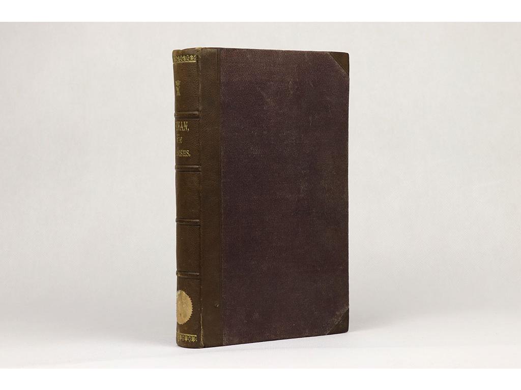 Ernest Renan - Vie de Jésus (1863)