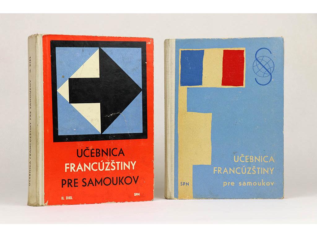 Učebnica francúzštiny pre samoukov I., II. (1964, 1967)