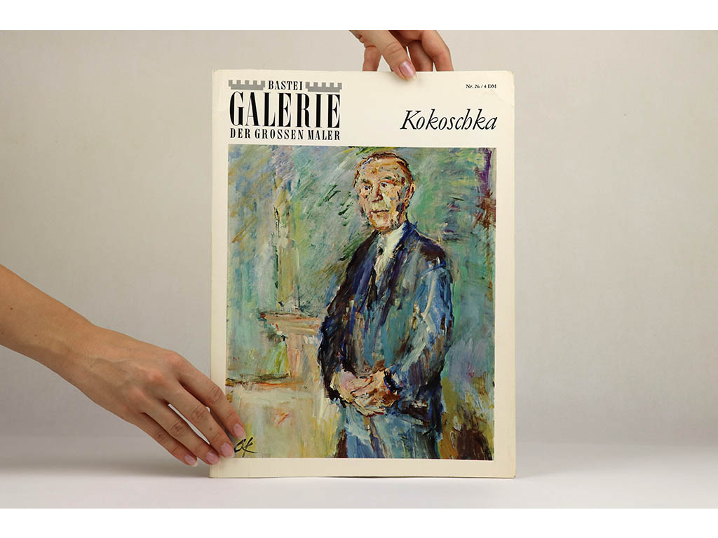Kokoschka /Bastei Galerie der Grossen Malen, Nr. 26/ (1967)