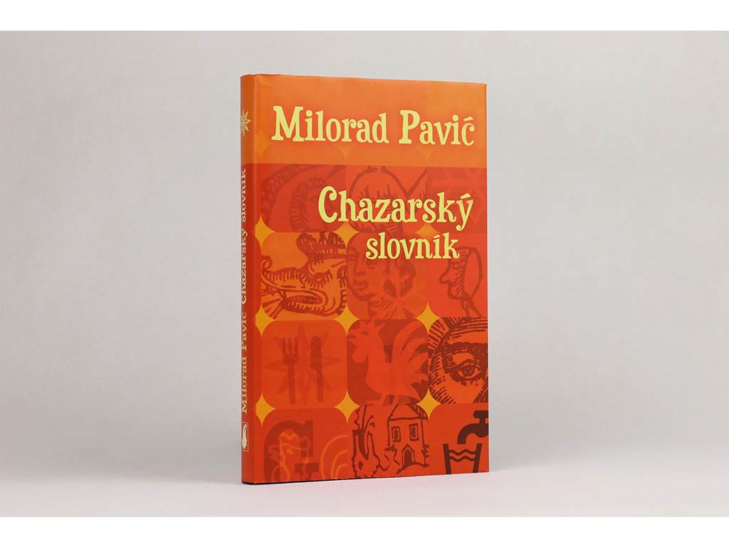Milorad Pavić - Chazarský slovník (2003)