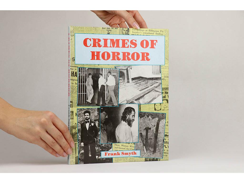 Frank Smyth - Crimes of Horror (1992)