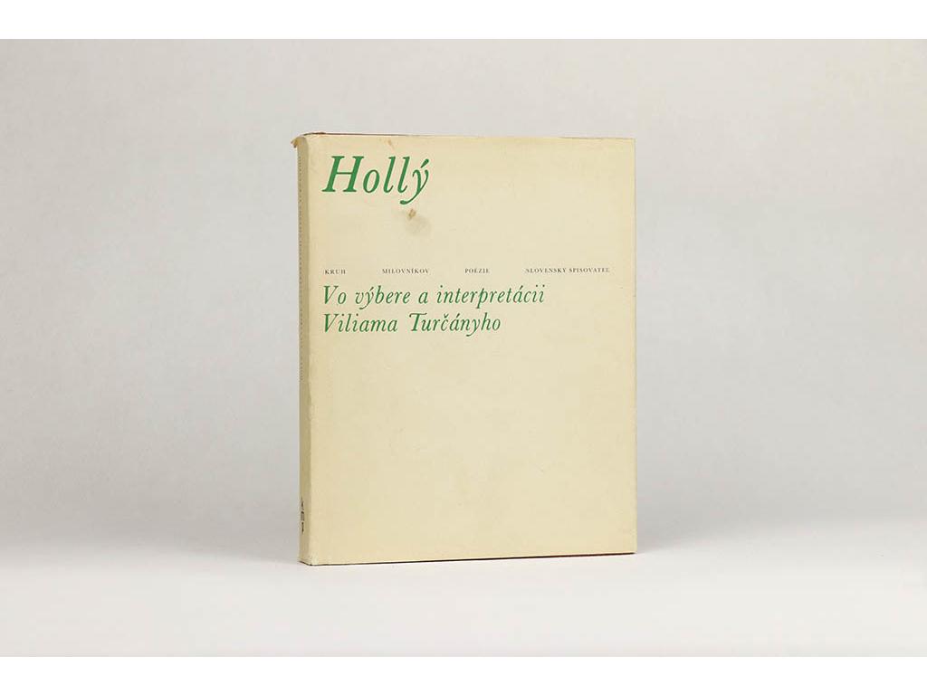 Hollý vo výbere a interpretácii Viliama Turčányho (1976)