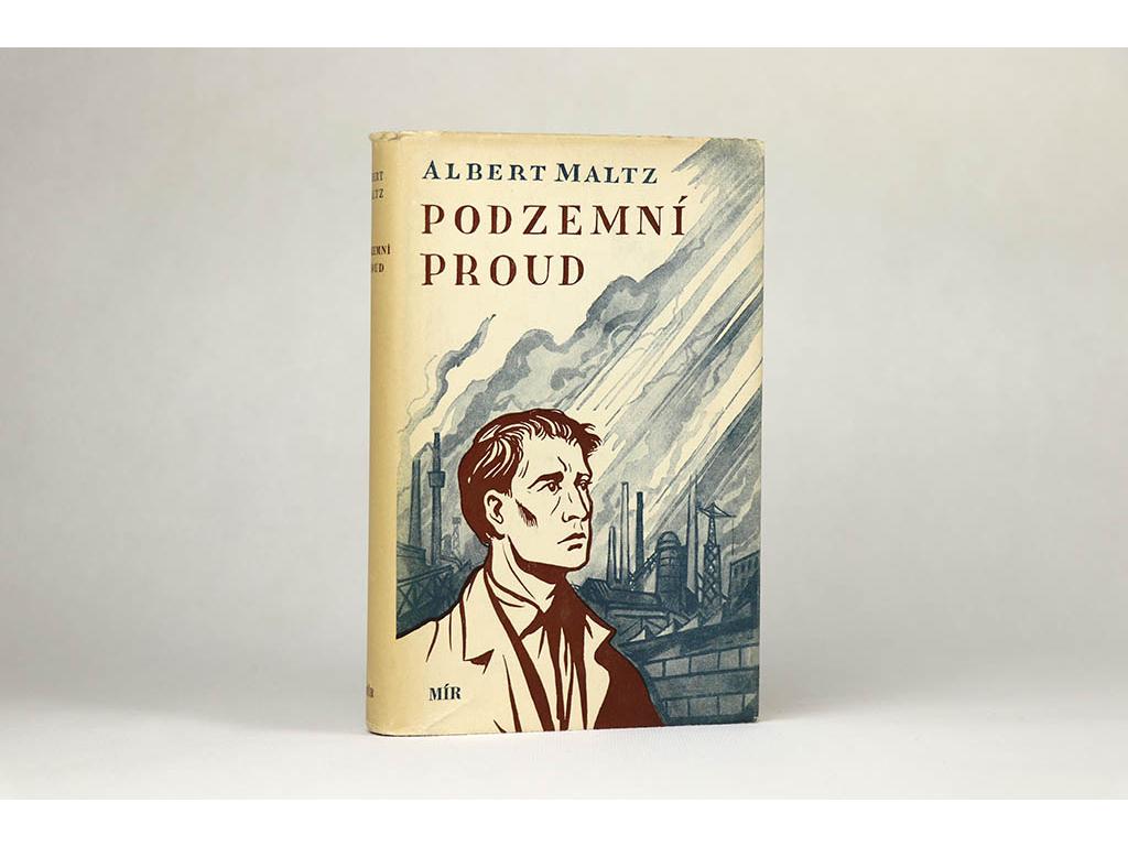 Albert Maltz - Podzemní proud (1951)