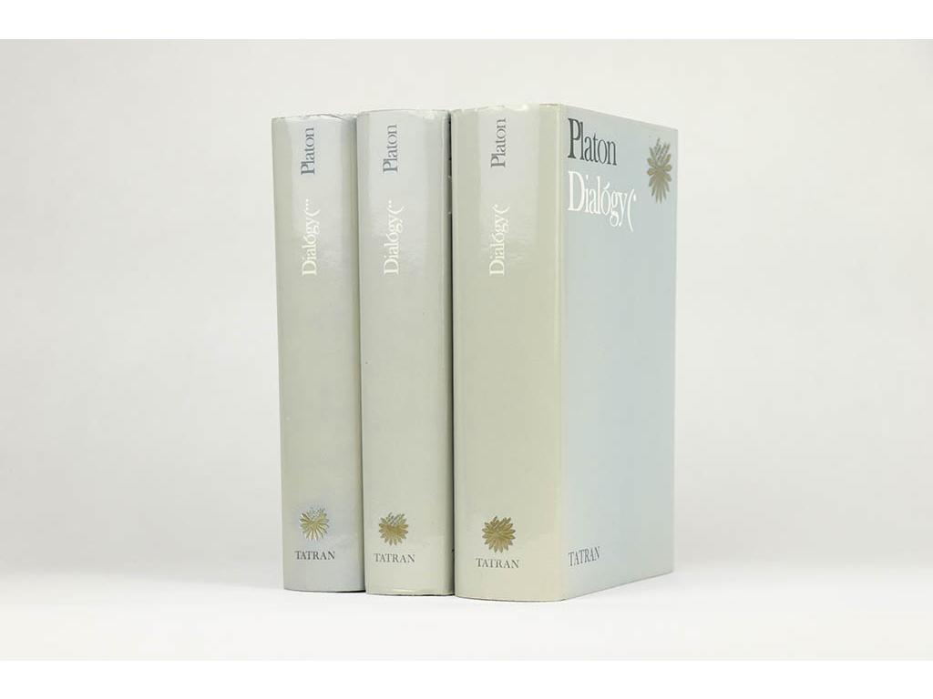 Platon - Dialógy I., II., III. (1990)