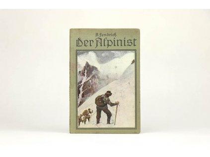 A. Fendrich - Der Alpinist (1911)