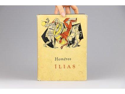 Homéros - Ílias (1962)