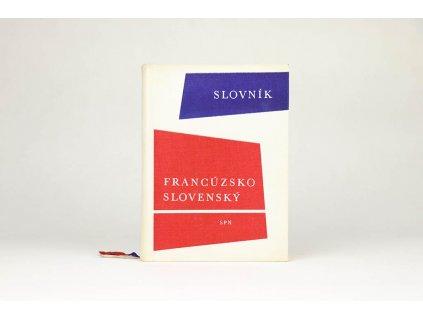 Vladimír Šedivý - Francúzsko-slovenský slovník (1967)