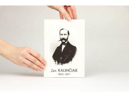 Ján Kalinčiak 1822-1871 (1971) /súbor fotopohľadníc