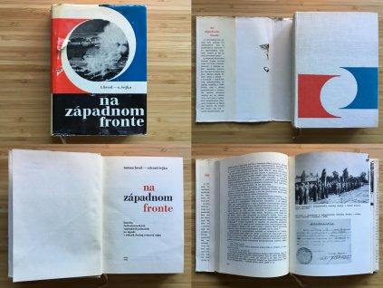 Toman Brod, Edvard Čejka - Na západnom fronte (1965)