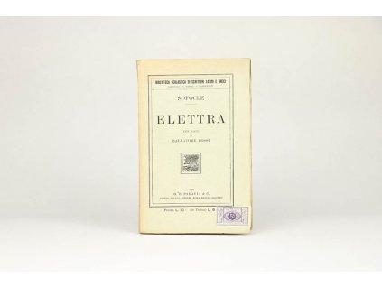 Sofocle - Elettra (1930)