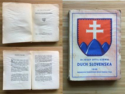 Dr. Josef Svítil-Karník - Duch Slovenska (1929)