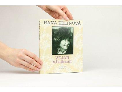 Hana Zelinová - Vejár s fialkami (1986)