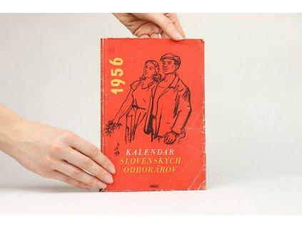 Kalendár slovenských odborárov 1956