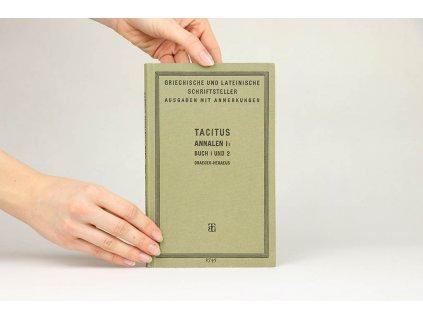 P. Cornelius Tacitus - Annalen: erster Band, Buch I und II (1939)