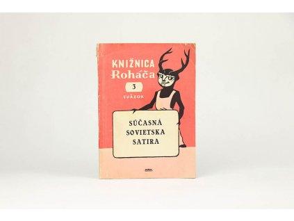 Knižnica Roháča 3: Súčasná sovietska satira (1953)