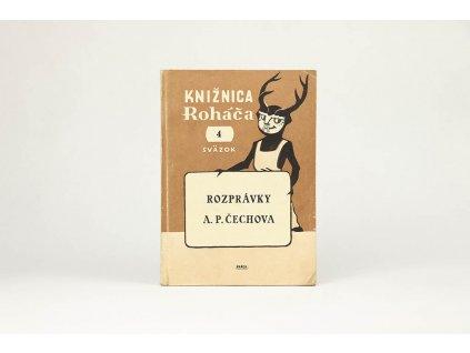 Knižnica Roháča 4: Rozprávky A. P. Čechova (1953)