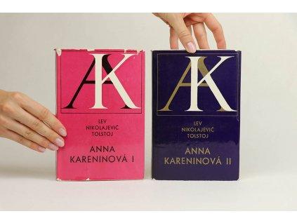 L. N. Tolstoj - Anna Kareninová I. II. (1972)