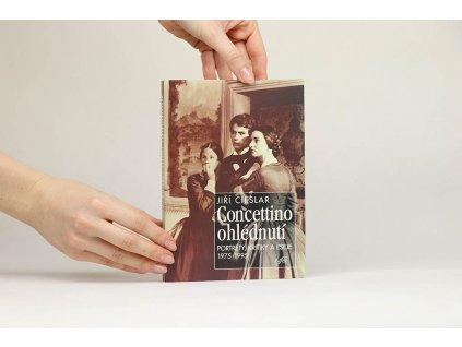 Jiří Cieslar - Concettino ohlédnutí: portréty, kritiky a eseje 1975-1995 (1996)