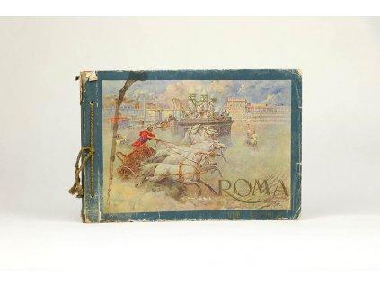 Roma: Album artistico con 130 tavole (1934)