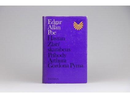Edgar Allan Poe - Havran, Zlatý Skarabeus, Príhody Arthura Gordona Pyma (1984)