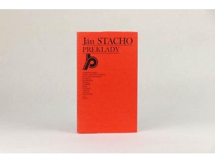Ján Stacho: Preklady (1983)