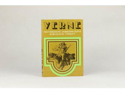 Jules Verne - Neuveriteľné dobrodružstvá Barsacovej výpravy (1978)