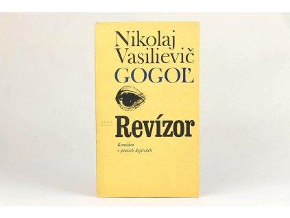 Nikolaj Vasilievič Gogoľ - Revízor (1980)
